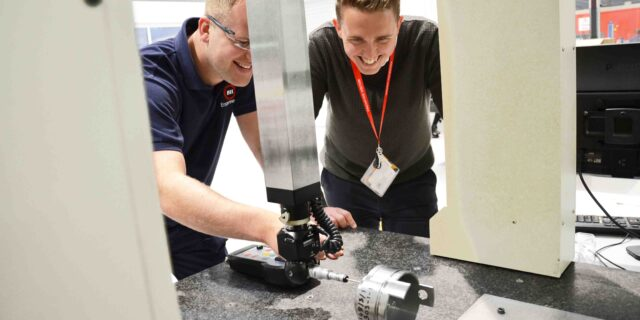 BEL Engineering joins Cavendish Nuclear for its First Careers Exchange Scheme