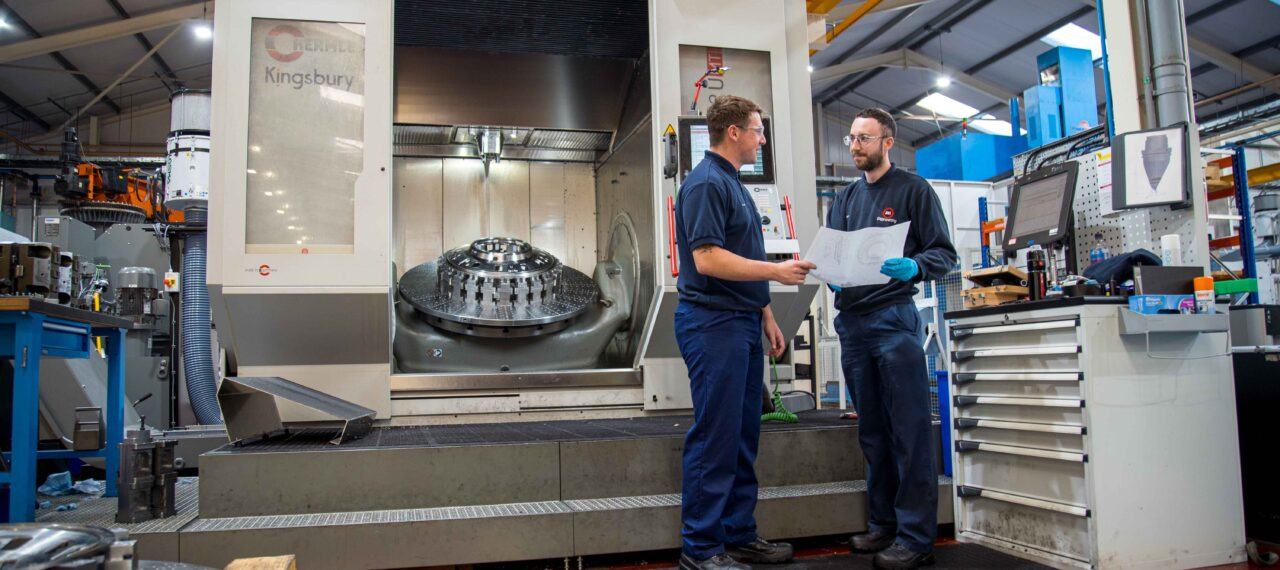 Subcontractor Extends 5-Axis Mill-Turning Capacity for Aerospace Work
