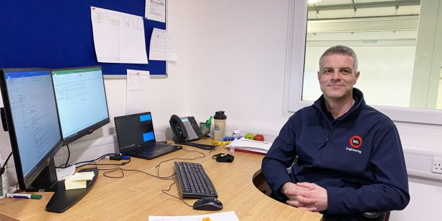 New Planning Manager Michael Phillips Reflects on His Time So Far at BEL Engineering