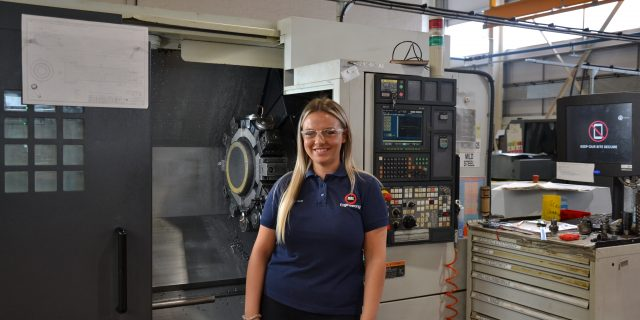 Holly Tells Us About Her Apprenticeship for Women in Engineering Day